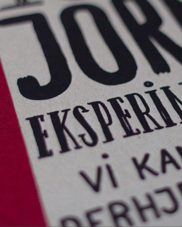 100 eksperimenter asger jorn bog krea 13